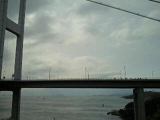 すっごい強風(>_<)