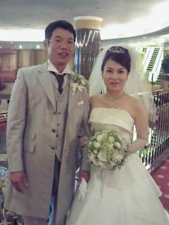 Wedding & 赤ちゃん
